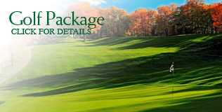Nordic Lodge - Golf Package